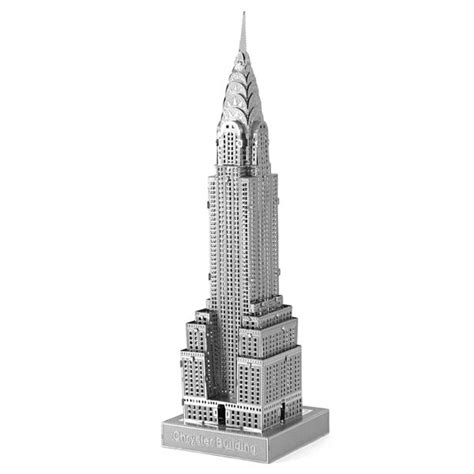 Mini Arsitektur Chrysler Building 1000 images about creative toys and kits on miniature chrysler building and house