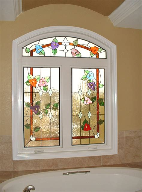 stained glass bathroom window designs five ways to lift the curtains from your window