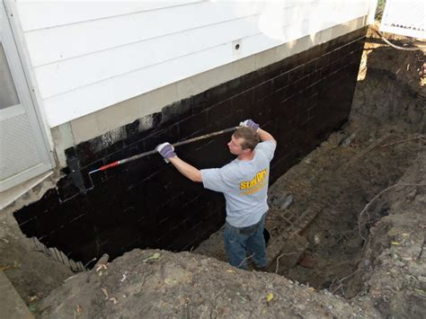 basement waterproofing lansing large exterior 2 stay