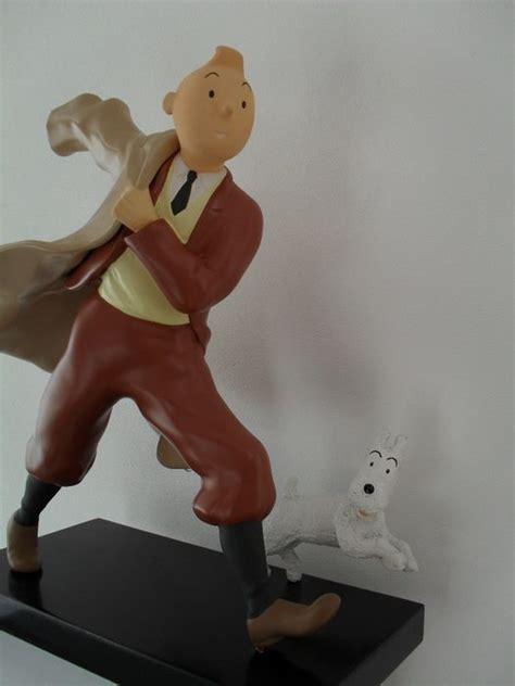 Maison A Dessiner 5223 by Tintin Statuette Leblon Delienne Tintin Reporter