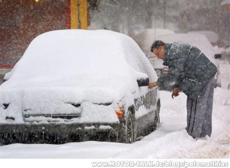 Auto Winter by Ein Winter Ohne Schnee Polomatthias
