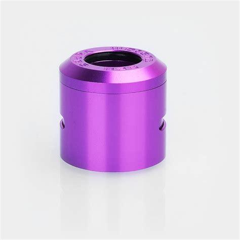 Goon Rda 24 Sleeve Authentic authentic 528 custom purple aluminum top cap sleeve for goon 1 5 rda