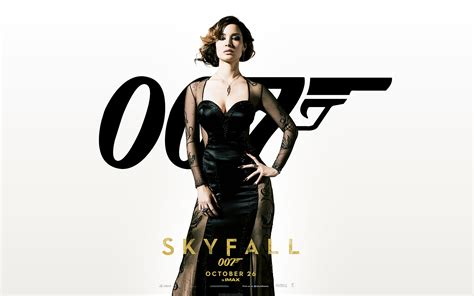 film james bond 007 hot berenice marlohe skyfall movie wallpapers hd wallpapers