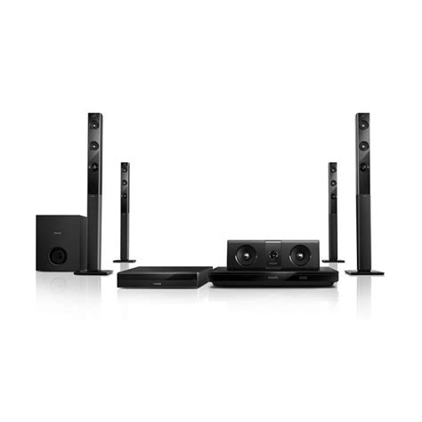 philips  blu ray smart home theater system  channel