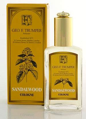 sandalwood cologne geo. f. trumper cologne a fragrance