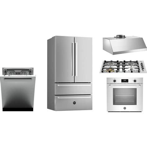 bertazzoni kitchen package  qbmx cooktop