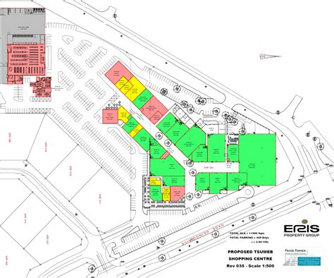 layout shopping mall tsumeb mall december 2013