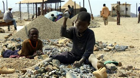 democratic republic of congo child labor mining breaking the cycle of child labour in dr congo youtube