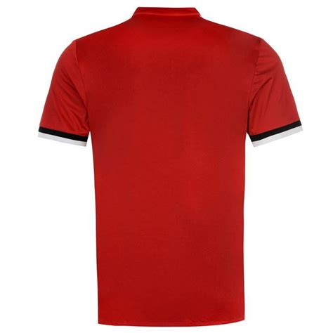 Jersey Manchester United Home adidas adidas manchester united home jersey 2017 2018