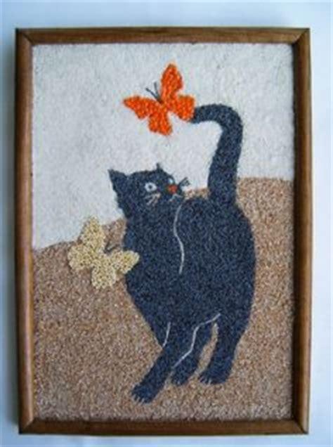 imagenes de flores secas cuadros con semillas manualidades pinterest margaritas