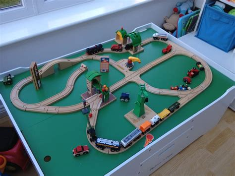 brio track layouts 17 best images about train track layouts on pinterest