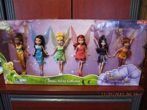 disney fairies 9 fashion doll 6 pack disney disney fairies and the o jays on