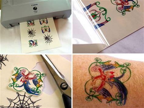 how to use transfer paper for tattoos how to use transfer paper