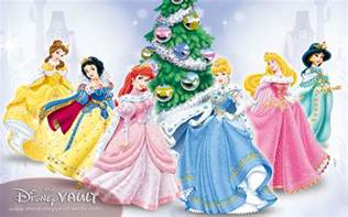christmas disney princess picture christmas disney