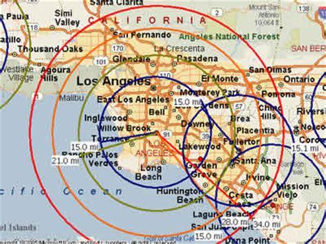 zip code map gardena ca cars by google map of los angeles zip codes