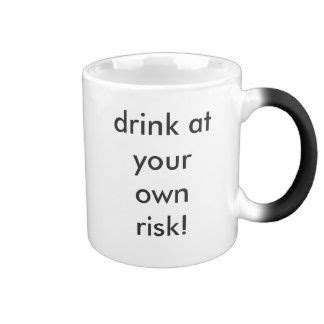 2017 Colors Of The Year drink at your own risk mugs color changing coffee mugs