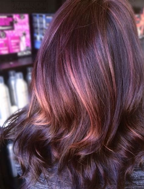 rose gold hair dye dark hair 1000 ideas about rose gold highlights on pinterest rose