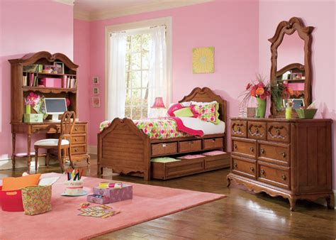 Girls Furniture Bedroom Sets | girls bedroom furniture sets cozy pinkbungalow
