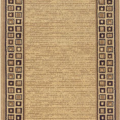 natco rugs website natco kurdamir washington brown 26 in x your choice length roll runner 2068bwrnh the home depot