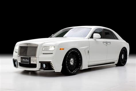 Picture Of Rolls Royce Ghost Rolls Royce Ghost By Wald International Extravaganzi