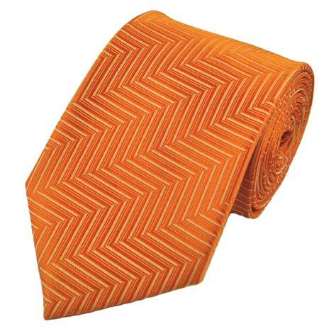 orange patterned ties orange patterned extra long tie from ties planet uk