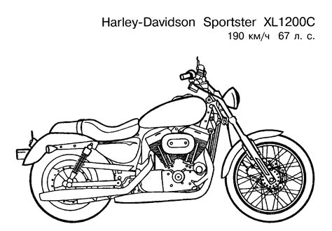 Coloring Pages Motorcycle Coloring Pages Free And Printable Coloring Pages For 11 Year Free