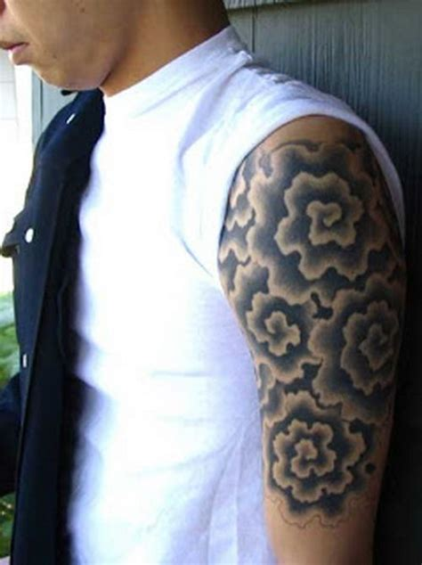 cloud arm tattoo designs 21 awesome cloud shading tattoos