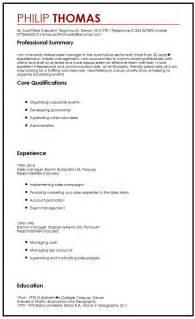 CV Example for Volunteering  MyperfectCV