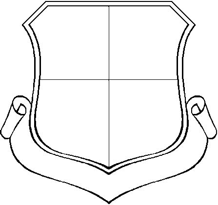 shield template shield drawing template clipart best