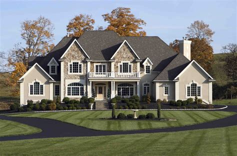 really houses really big houses building plans 77715