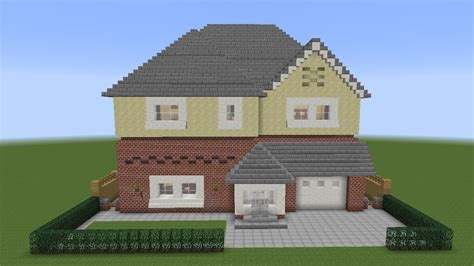 Blueprints For Garages by Minecraft 3 Bedroom House