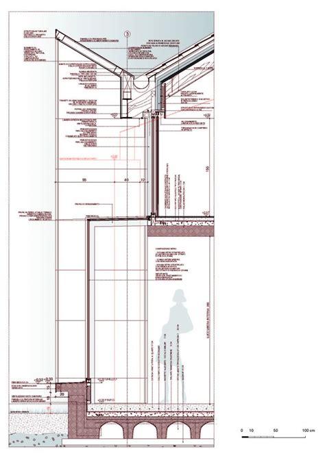 r section detail 17 best images about detalles constructivos on pinterest