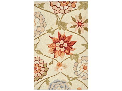 summerton collection floral area rug loloi rugs summerton srs11 rectangular ivory floral area rug llsumrsrs11ivfbrec