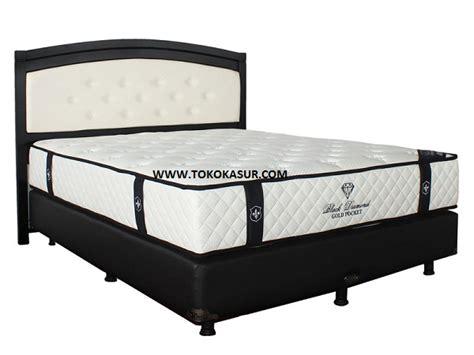 Central Springbed 2 In 1 100x200 Cm Sabrina central black 31 cm headboard sabrina toko kasur bed murah simpati furniture