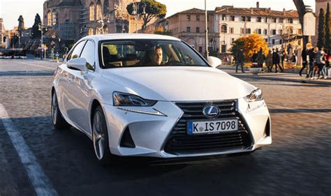 lexus is300 2018 lexus is 300h and is 200 unveiled price specs tech