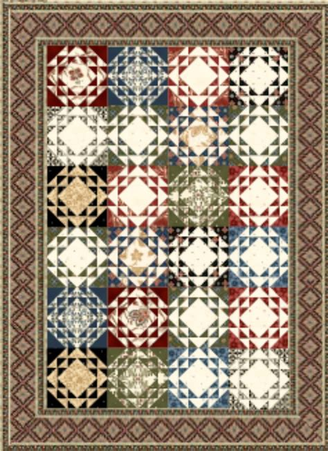 Open Gate Quilts by Quilt Market Installment 3