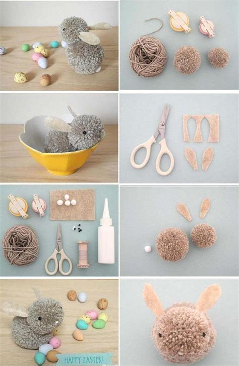 step by step diy crafts how to make lovely fabric bunny step by step diy how to