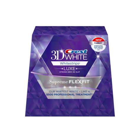 Supreme 3d Premium crest 3d white 174 introduces newest addition to the whitestrips collection business wire