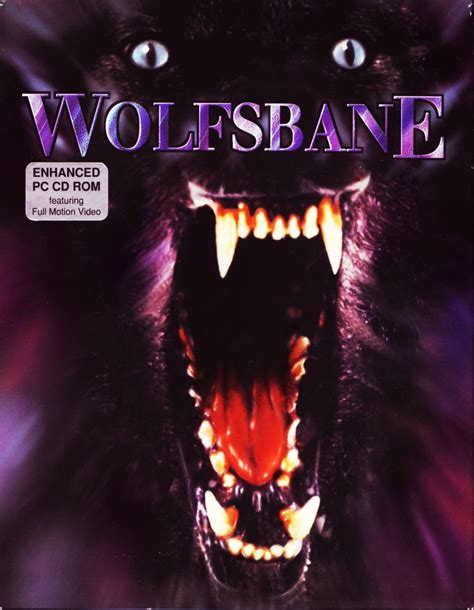 wolf s bane wolfsbane for dos 1995 mobygames