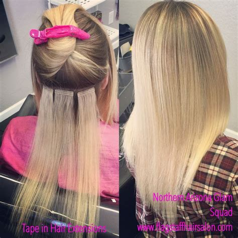 hair extensions arizona in hair extensions northern arizona glam squad