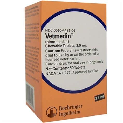 vetmedin for dogs vetmedin 2 5 mg chewable tablets for dogs vetmedin dosage allivet
