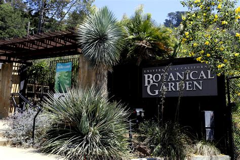 of california botanical garden