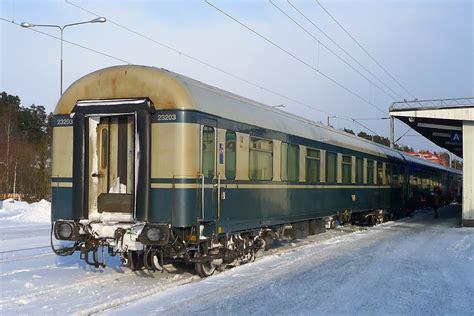 der letzte wagen der letzte wagen vom ic 731 kuopio finnland 08 3 13