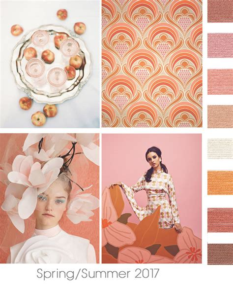 Trends Spring Summer Color Forecast S S 2017 All 5 Trend Predictions 2017