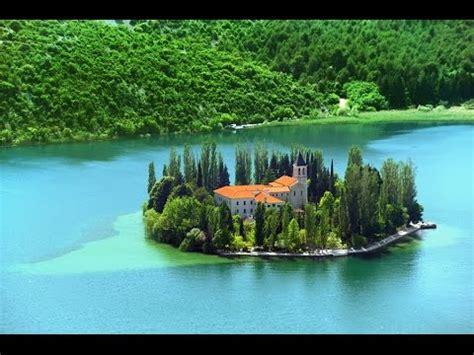 krka waterfalls national park croatia (hd) youtube