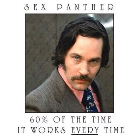 Sex Panther Meme - sex panther anchorman lolz pinterest
