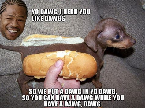 Meme Dawg - image 2161 xzibit yo dawg know your meme