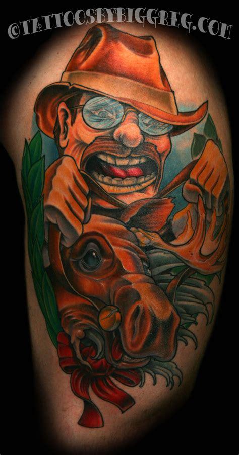 theodore roosevelt tattoo biggreg teddy roosevelt a moose teddy roosevelt