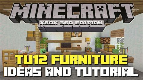 minecraft xbox 360 house furniture ideas