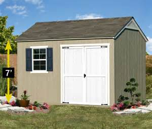 Garage Organization Burlington 12 215 8 Shed With Overhead Storage Space Burlington